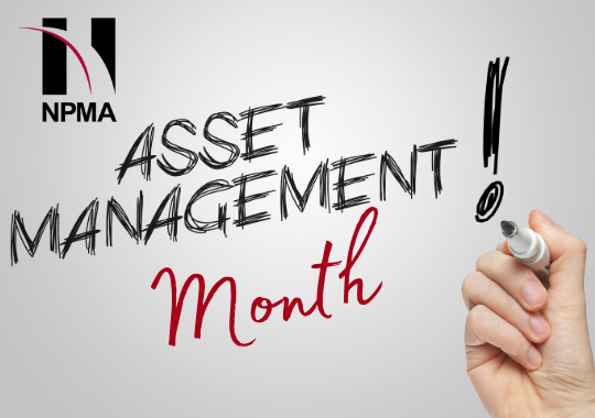 Asset Management Awareness Month