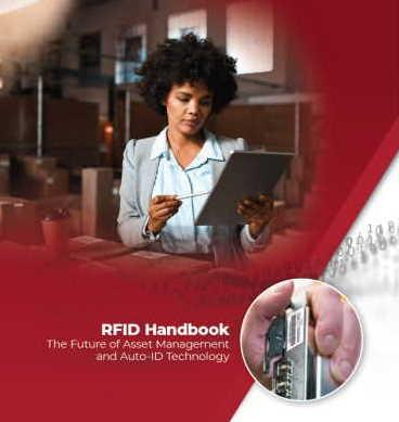 RFID asset tracking handbook for Asset Awareness Month- the future of Asset management and Auto-ID technology